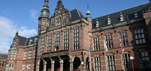 Academiegebouw, Groningen, Netherlands, August 9, 2008 © Courtesy of Bert Kaufmann/Flickr.