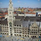 Rathaus-Glockenspiel, Munich, Bavaria, Germany, March 31, 2012   © Courtesy of Nicole June/Flickr.