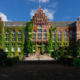 Lund architecture, Lund University library building, Lund, Sweden, September 27, 2015   © Courtesy of barnyz/Flickr.