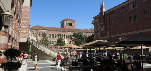 Ronald Tutor Campus Center, University of Southern California (USC), Los Angeles, California, USA, September 19, 2015 | © Courtesy of Ken Lund/Flickr.